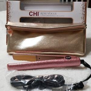 CHI Rose Vogue Ceramic Hairstyling Iron